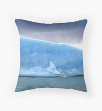 Iceberg, Calafate Argentina Throw Pillow