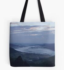 Waking in Binna Burra  Tote Bag