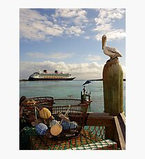 Nautical Perspective ~ Part Three Photographic Print