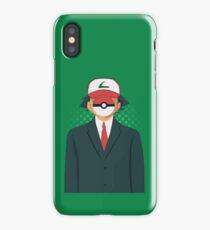Son of PokeMan iPhone Case/Skin