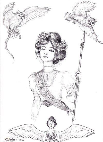 Athena by Krystal Frazee