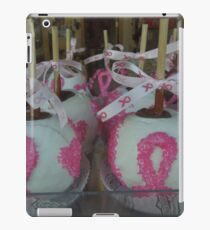 """""""National Breast Cancer Month"""". iPad Case/Skin"""
