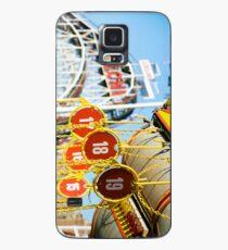 Coney Island Astroland and Cyclone: Brooklyn, NYC Case/Skin for Samsung Galaxy