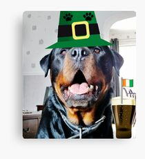 And Mines A Guiness Canvas Print
