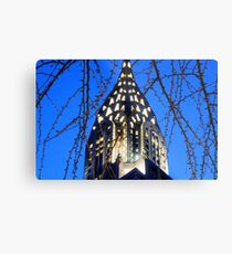 Chrysler Building: NYC Metal Print