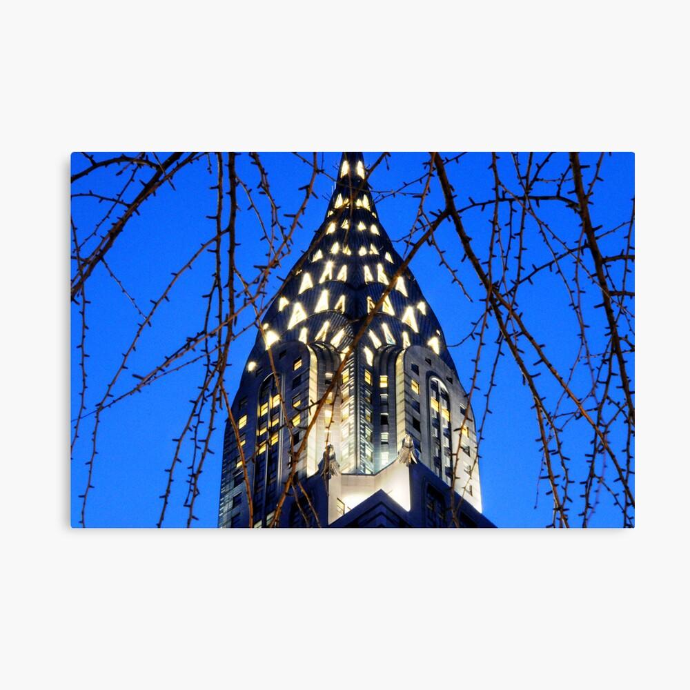 Chrysler Building: NYC Canvas Print