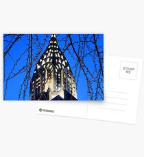 Chrysler Building: NYC Postcards
