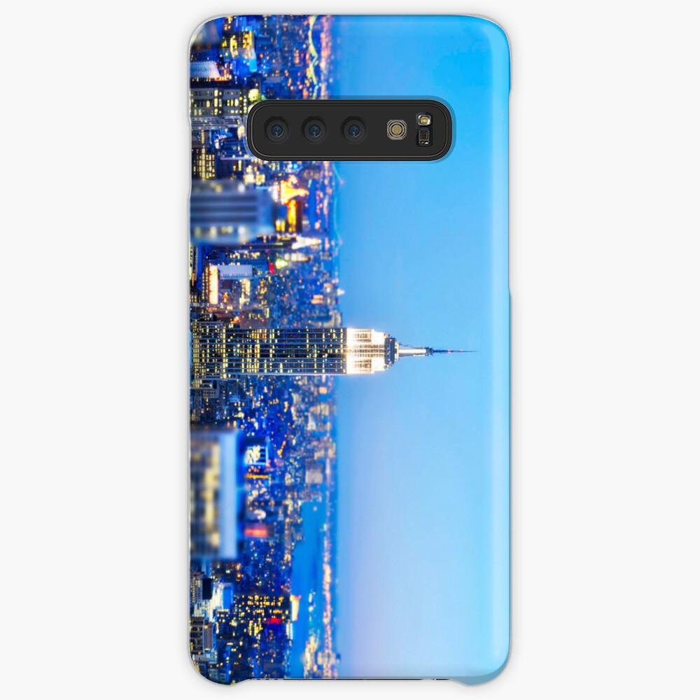 Empire State Building at Night: NYC Case & Skin for Samsung Galaxy