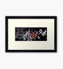 """star wars"" - movie art Framed Print"