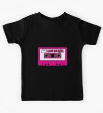I love the 80's - pink tape Kids Tee