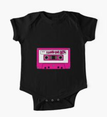 I love the 80's - pink tape Kids Clothes