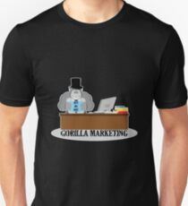 GORILLA MARKETING Unisex T-Shirt