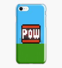 Big POW iPhone Case/Skin