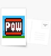 Big POW Postcards