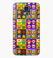 Mario Power-Up Evolution Case/Skin for Samsung Galaxy