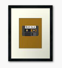 Format Mix-Up Framed Print