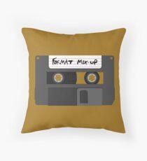 Format Mix-Up Throw Pillow