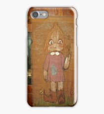 la muneca mental iPhone Case/Skin