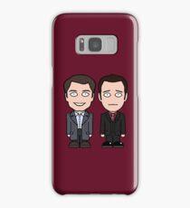 Jack and Ianto (phone case) Samsung Galaxy Case/Skin