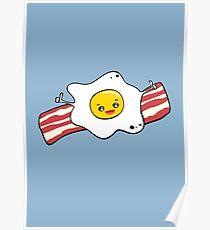 Egg 'n' Bacon Poster