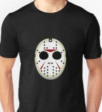 Jason Mask Halloween Unisex T-Shirt