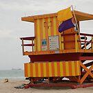 stripes - miami beach by mellychan