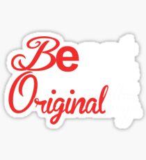 'Be'ast Coast 'Original'ity Sticker
