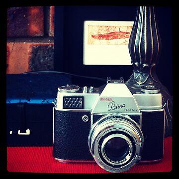Kodak Retina Reflex Part 1 by Marita