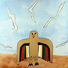 Dancing Robot  Bird by Thomas Murphy