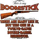 Boomstick Creed by AngryMongo