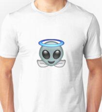 Alien Angel {FULL} Unisex T-Shirt