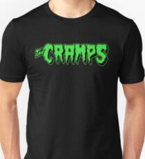 The Cramps GREEN FUZ Unisex T-Shirt