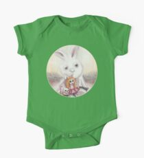 Ester and Bunny One Piece - Short Sleeve