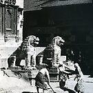 Kathmandu by garryr
