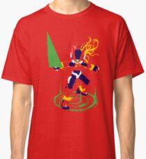 Mega Man Zero Splattery Shirt & iPhone Case Classic T-Shirt