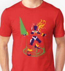 Mega Man Zero Splattery Shirt & iPhone Case Unisex T-Shirt