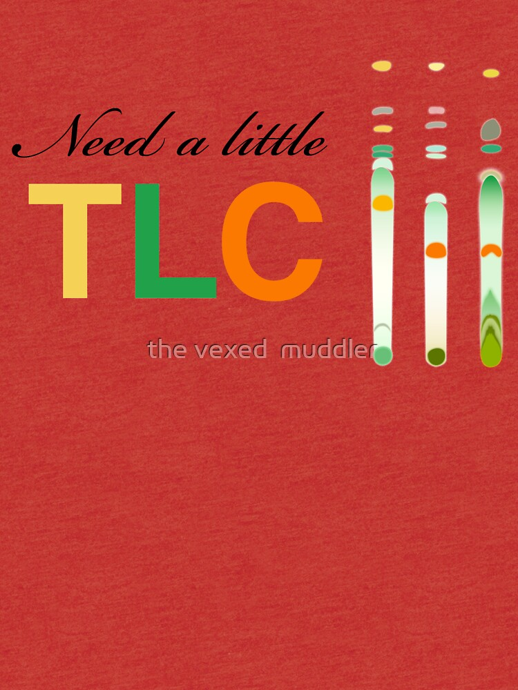 Need a little TLC - thin layer chromatography by thevexedmuddler