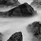 Misty Rocks by YingDude