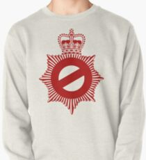 Not My Division - Badge Only Edition Pullover