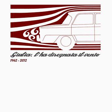 Alfa Romeo Giulia: l'ha disegnata il vento (designed by the wind) by aussie105