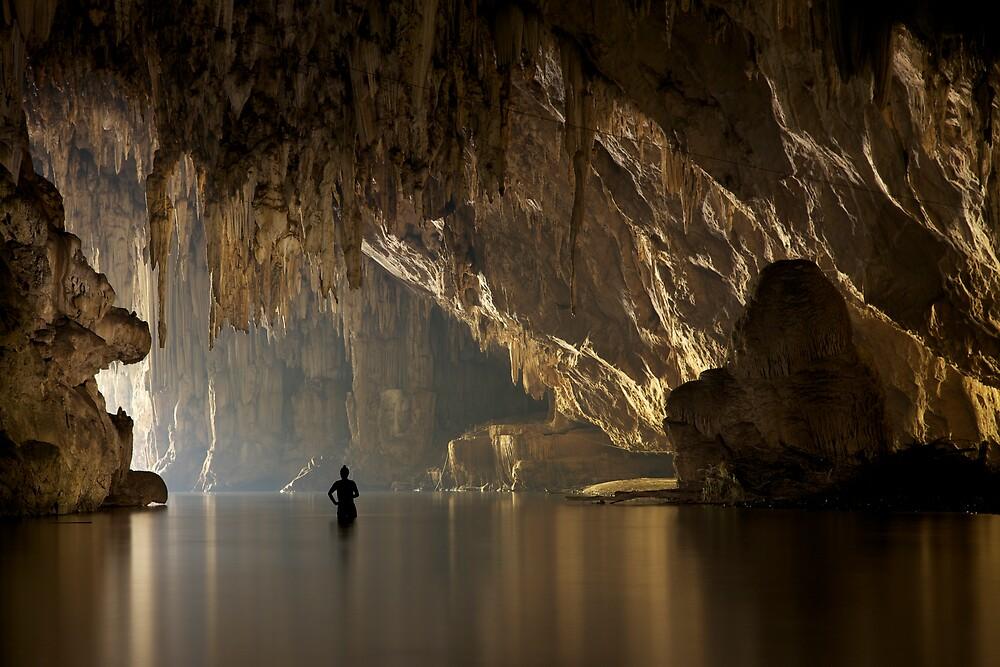 Tham Lod, Thailand by John Spies