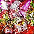 Butterflies by kseniako