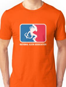 National Alien Association Unisex T-Shirt