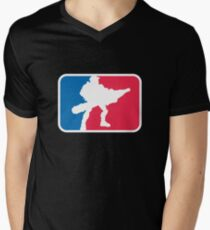 National Halo Association Men's V-Neck T-Shirt