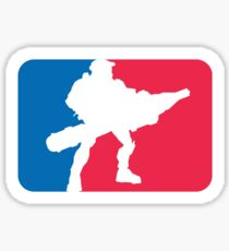 National Halo Association Sticker