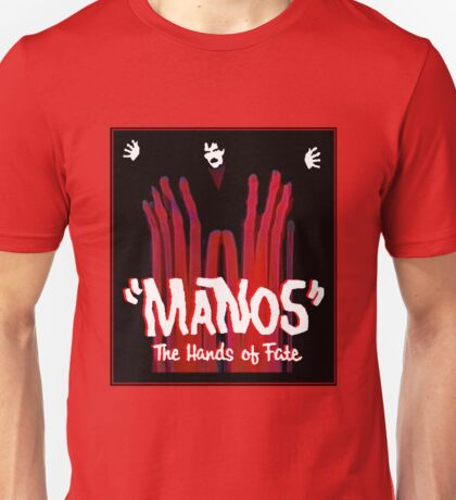 Manos!  The Hands of Fate T-Shirt