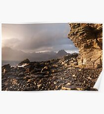 Back to Elgol Poster