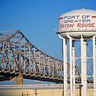 Port Of Greater Baton Rouge by Sharon Elliott-Thomas