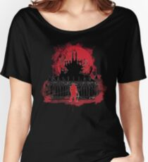 What a Horrible Night to Have a Curse Women's Relaxed Fit T-Shirt