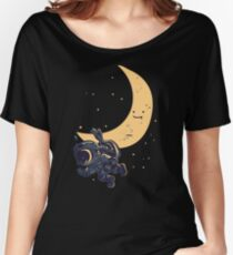 New Moon Women's Relaxed Fit T-Shirt